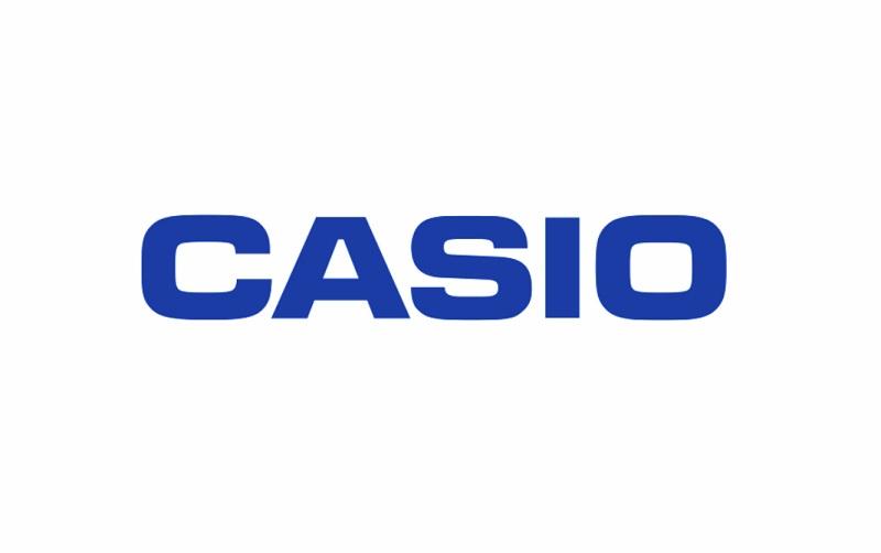 logo thương hiệu đồng hồ Casio