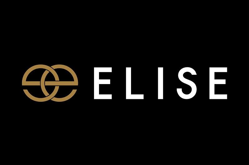 logo của thương hiệu thời trang elise