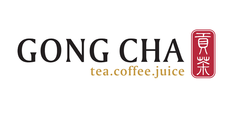 logo thương hiệu gong cha