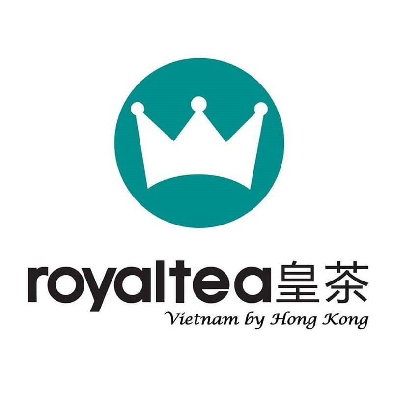 logo thương hiệu RoyalTea