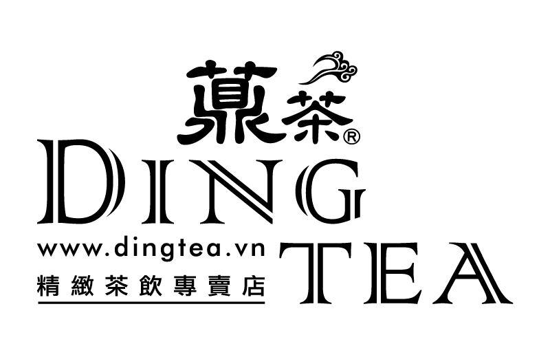 logo thương hiệu trà sữa Ding Tea