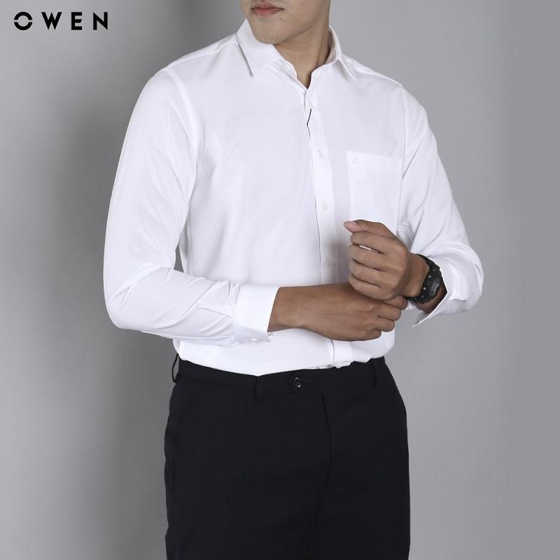sơ mi nam Owen