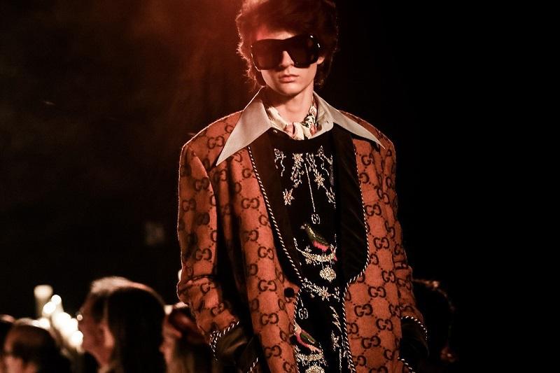 thời trang nam Gucci