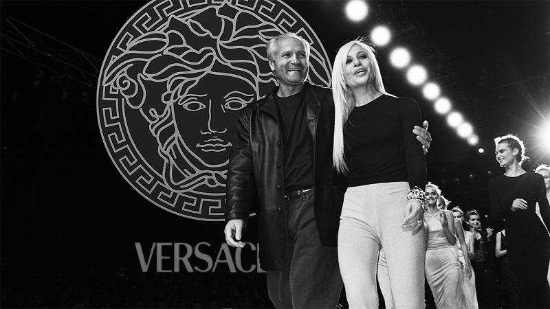 thương hiệu quần áo Versace