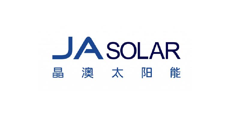 logo thương hiệu JA Solar