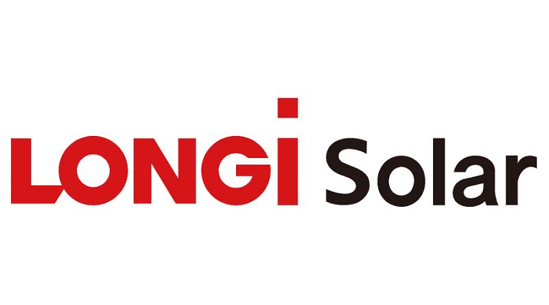 logo thương hiệu LONGi Solar