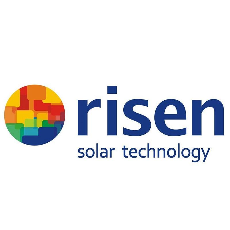 logo thương hiệu risen solar