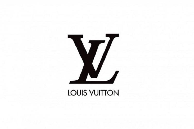 logo thương hiệu LV