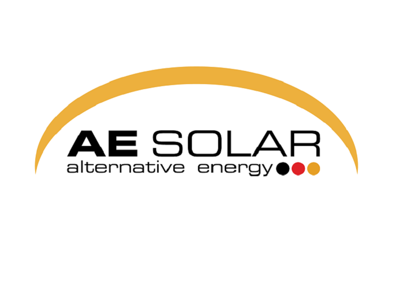 logo thương hiệu ae solar
