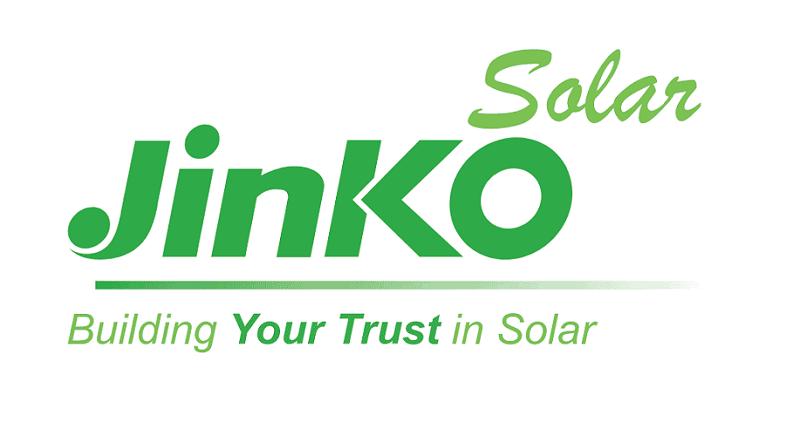 logo thương hiệu Jinko Solar