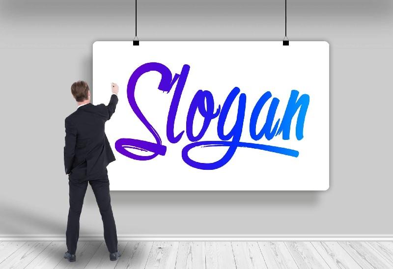 Slogan là một phần không thể thiếu cho sự thành công của một thương hiệu