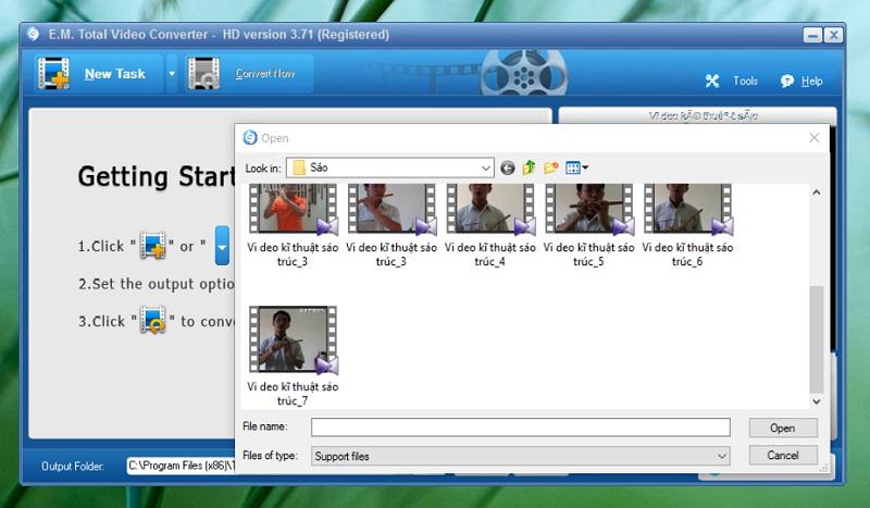 10 phần mềm đổi đuôi video miễn phí