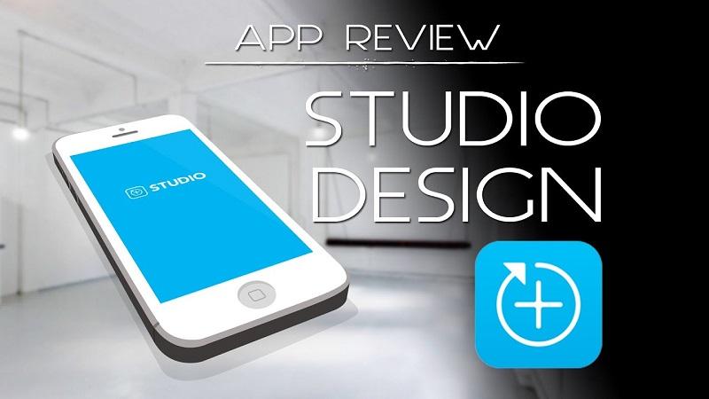 app thiết kế Studio Design