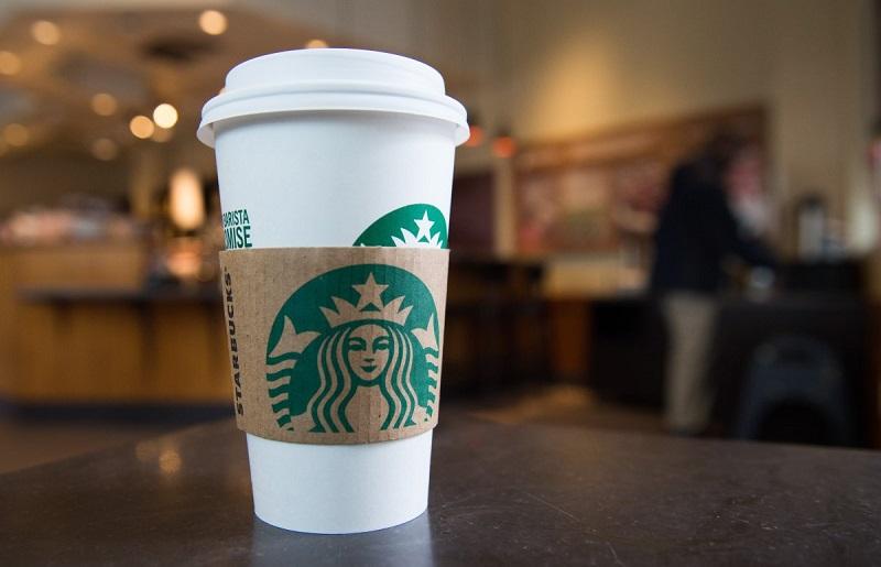 logo thương hiệu Starbucks