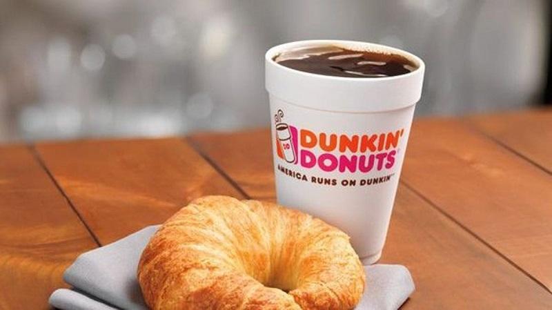 logo thương hiệu Dunkin Donuts