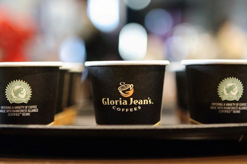 logo thương hiệu Gloria Jean