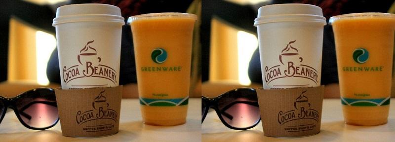 logo thương hiệu Coffee Beanery