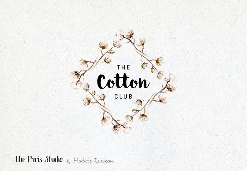 logo thương hiệu Cotton Club