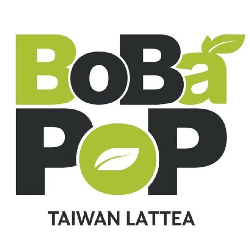 logo thương hiệu Bobapop