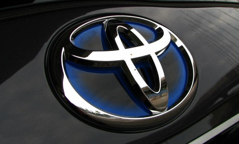 logo thương hiệu Toyota