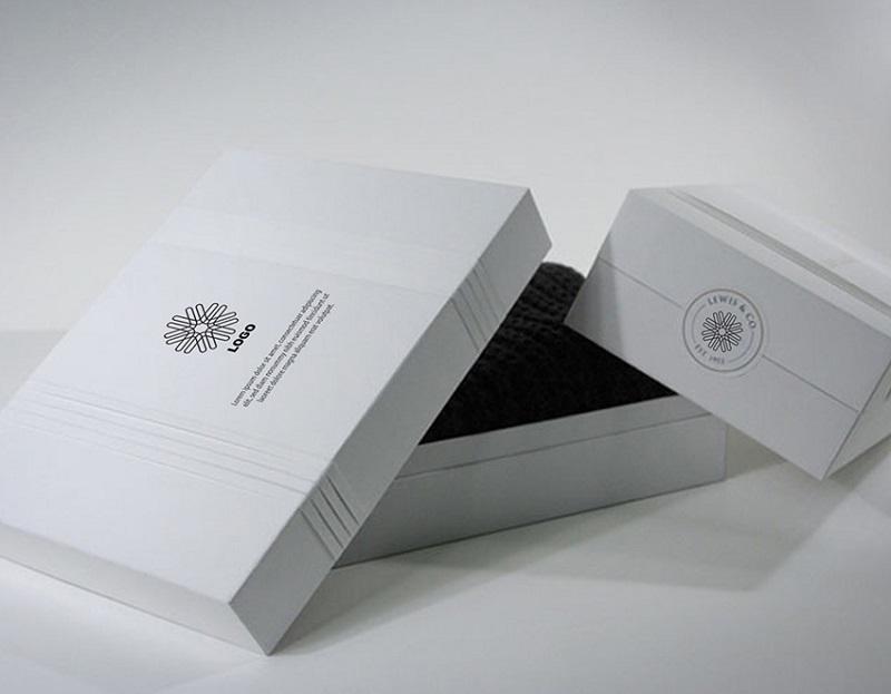 Ý tưởng giấy đơn giản đựng đồ tinh tế