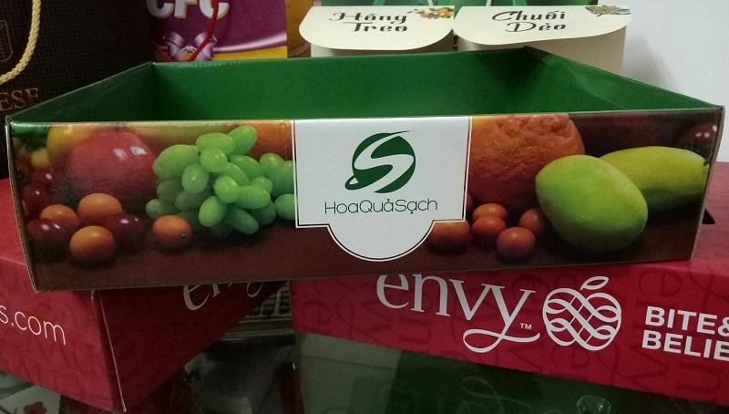 Thiết kế dạng khay đựng trái cây cực đẹp