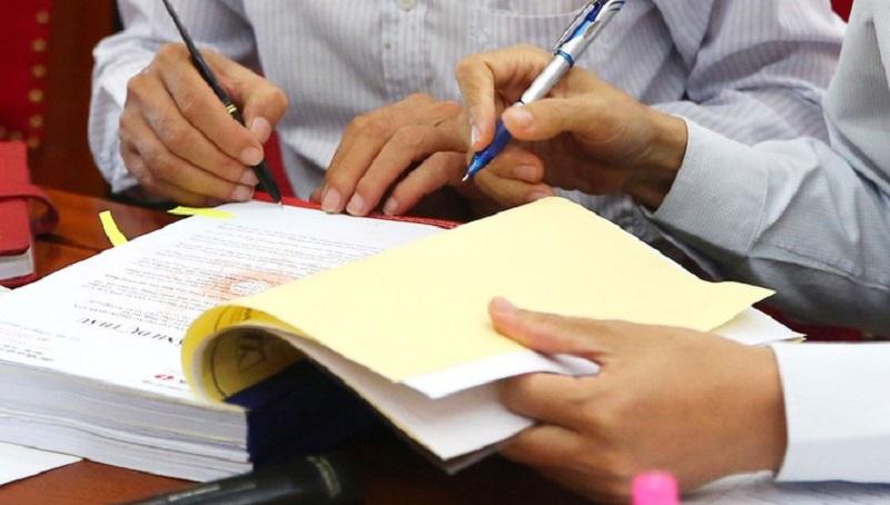 Nội dung hồ sơ cần chuẩn bị chi tiết đầy đủ