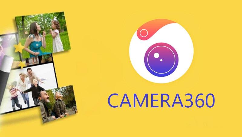 App cho ra những bức hình đẹp