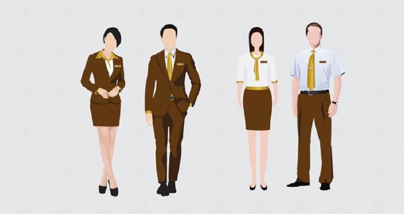 Lên ý tưởng thiết kế đồng phục phù hợp