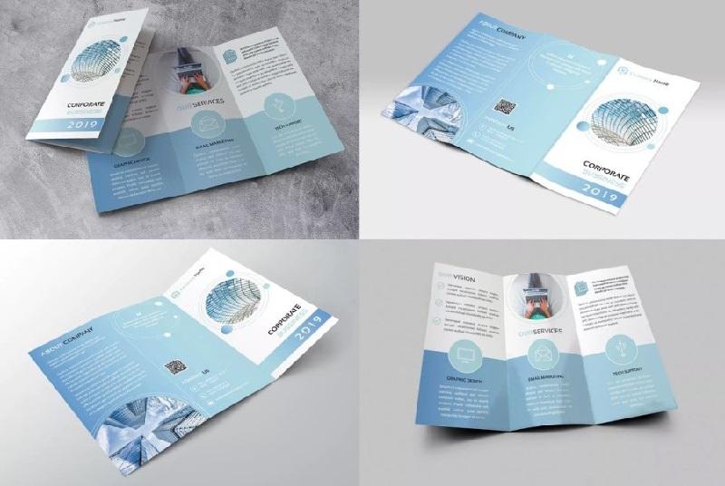 Brochure có nhiều ứng dụng nổi bật ở nhiều lĩnh vực trên thị trường