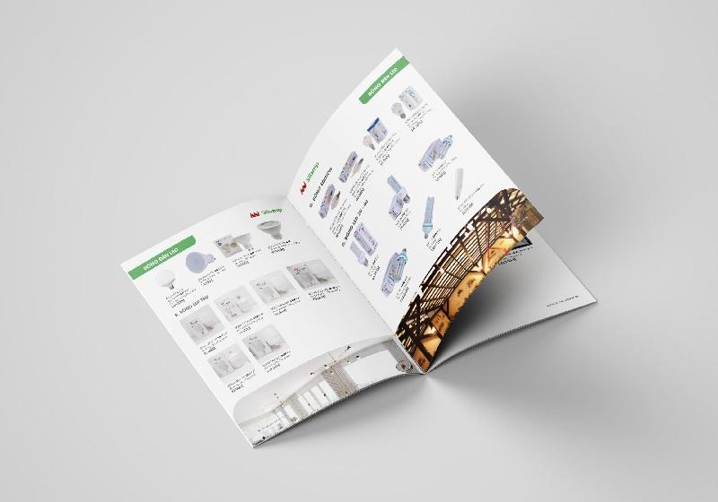 In ấn Catalogue theo đúng những quy chuẩn trong thiết kế