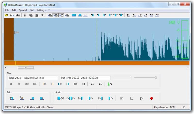 10 phần mềm cắt ghép nhạc