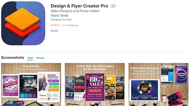 app thiết kế