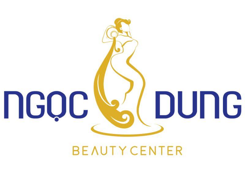 Mẫu logo của thẩm mỹ viện Ngọc Dung