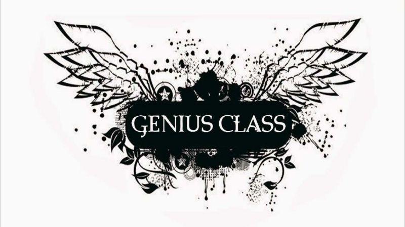 Mẫu logo đơn giản và ấn tượng cho các tập thể lớp