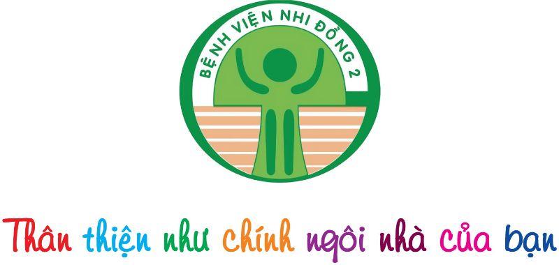 Logo bệnh viện nhi đồng 2