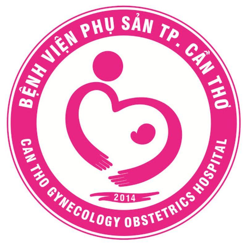 Logo của bệnh viện Phụ sản Cần Thơ
