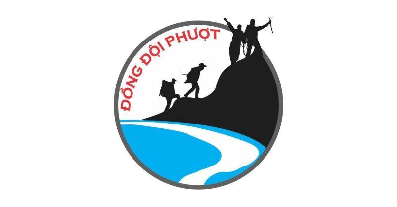 Mẫu logo phù hợp với những người chuyên leo núi