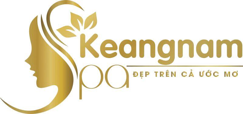 Mẫu logo độc đáo của thẩm mỹ viện Keangnam