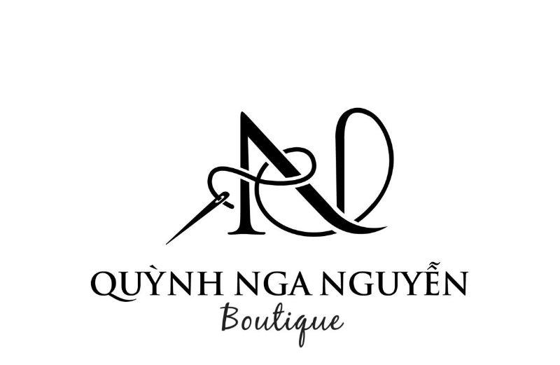 Quỳnh Nha cũng sở hữu một mẫu logo khá chất