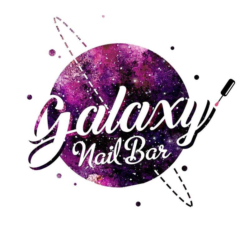 Logo của Galaxy Nail Bar