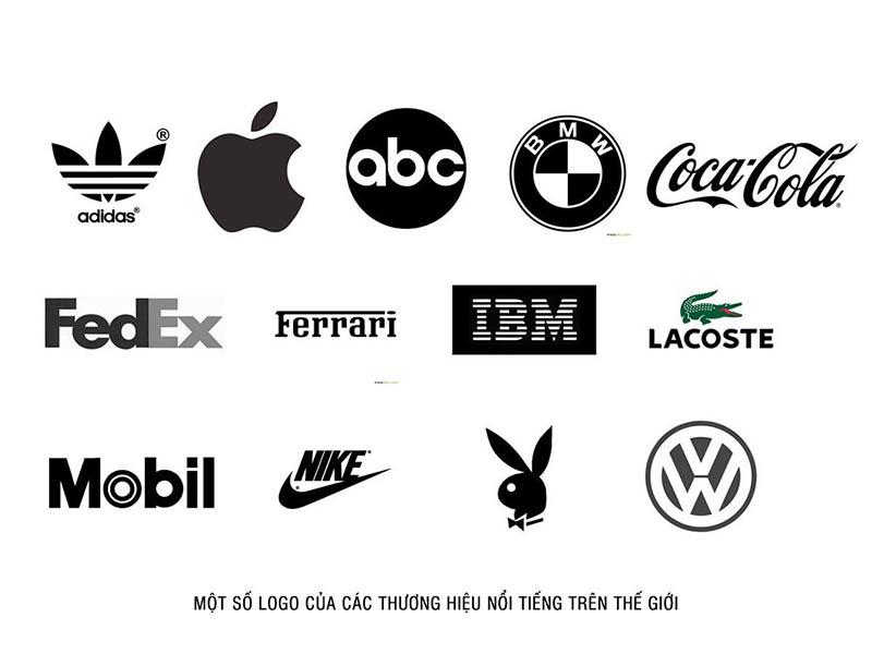 9 nguyên tắc thiết kế logo