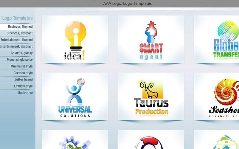 Các app thiết kế logo trên máy tính