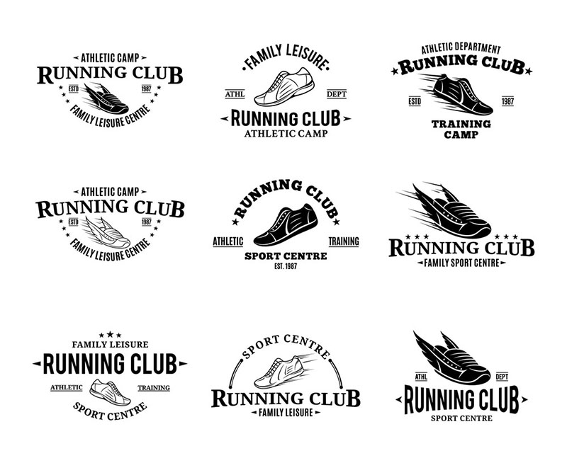Thiết kế logo shop giày