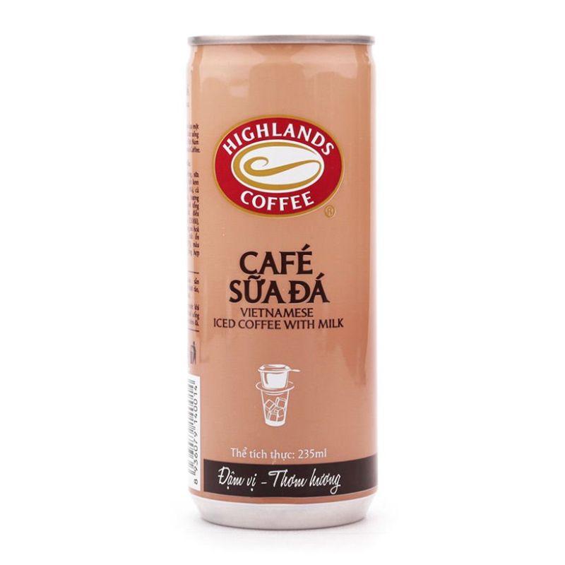 Hình 6: Bao bì cà phê kim loại hiện đại